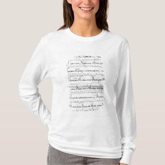 Ms.Latin Christus Vincit T-Shirt