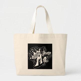 ms.lioness design tote bag