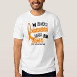 MS Multiple Sclerosis I Wear Orange For My Mum 37 T Shirt