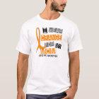 MS Multiple Sclerosis I Wear Orange For My Mum 37 T-Shirt
