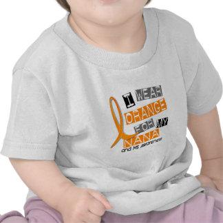 MS Multiple Sclerosis I Wear Orange For My Nana 37 Tshirts