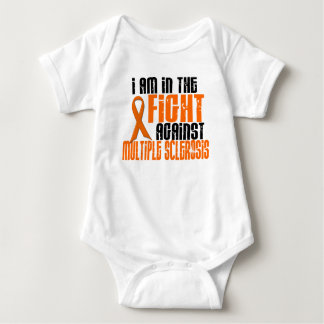 MS Multiple Sclerosis IN THE FIGHT 1 Baby Bodysuit