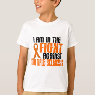 MS Multiple Sclerosis IN THE FIGHT 1 T-Shirt