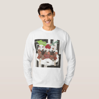 Ms Pudding Men's Jumper T-Shirt