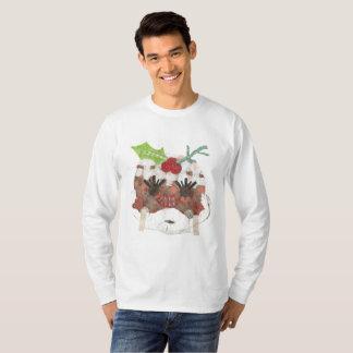 Ms Pudding No Background Men's Jumper T-Shirt