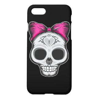 Ms. Sugar Skull iPhone 7 Case