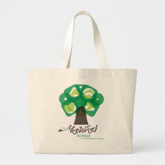 MSCU Tree & Logo Tote Bag