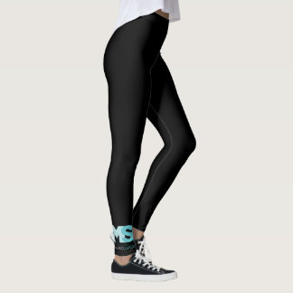 MSD Ankle Logo Leggings