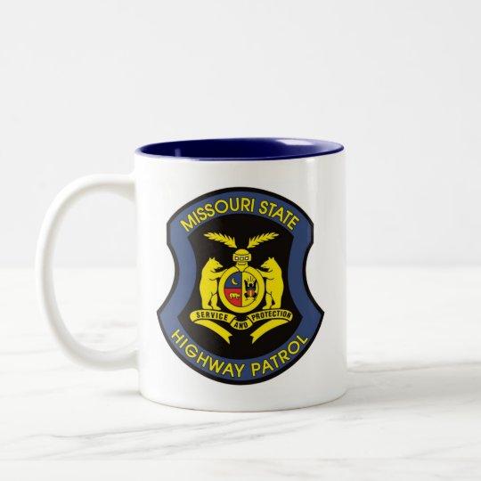 MSHP Two-Tone COFFEE MUG