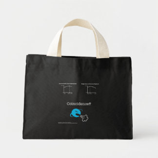 MSIE Use vs TB Deaths Canvas Bags