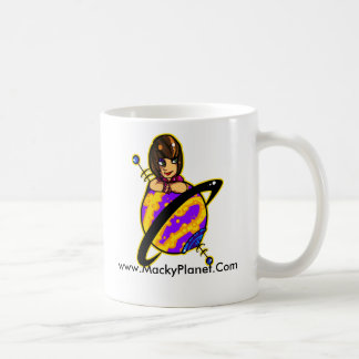 MSMACKY1, www.MackyPlanet.Com Coffee Mug