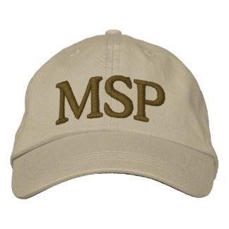 MSP KAKI BASEBALL CAP