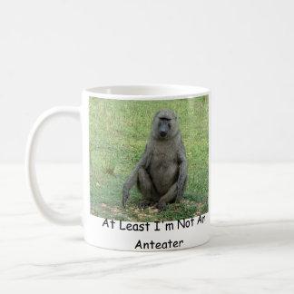 MST3K At Least I'm Not An Anteater Basic White Mug