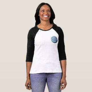 MST3K Moon Baseball T-Shirt (Black)