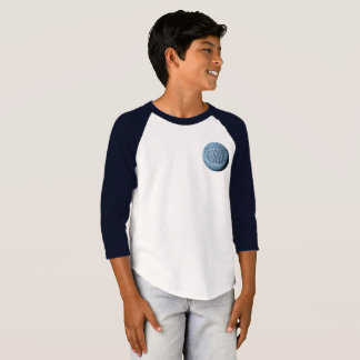 MST3K Moon Baseball T-Shirt (Navy)