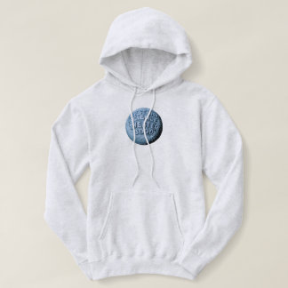 MST3K Moon Hoodie (Ash)