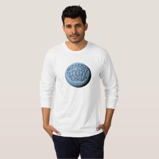 MST3K Moon Long Sleeve T-Shirt (White)