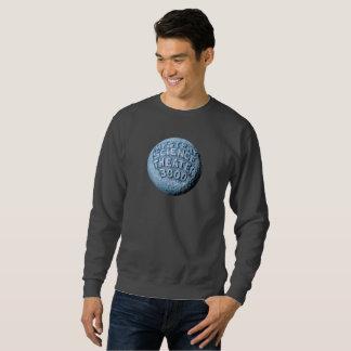 MST3K Moon Sweatshirt (Dark Grey)