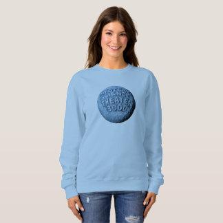 MST3K Moon Sweatshirt (Light Blue)