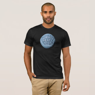MST3K Moon T-Shirt (Black)