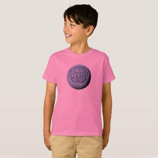 MST3K Moon T-Shirt (Pink)