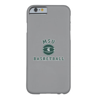 MSU Basketball | Michigan State University 4 Barely There iPhone 6 Case