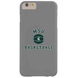 MSU Basketball | Michigan State University 4 Barely There iPhone 6 Plus Case