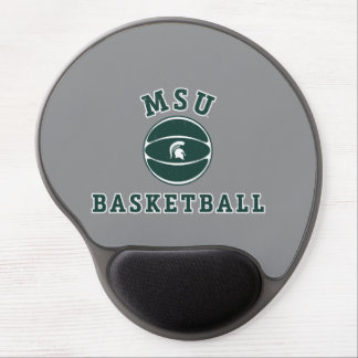 MSU Basketball | Michigan State University 4 Gel Mouse Mat