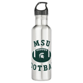 MSU Football | Michigan State University 4 710 Ml Water Bottle