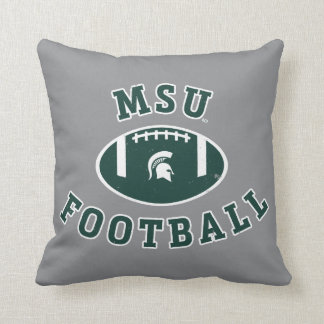 MSU Football | Michigan State University 4 Cushion
