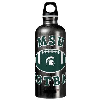 MSU Football | Michigan State University 4 SIGG Traveller 0.6L Water Bottle