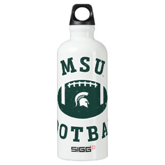 MSU Football | Michigan State University Water Bottle