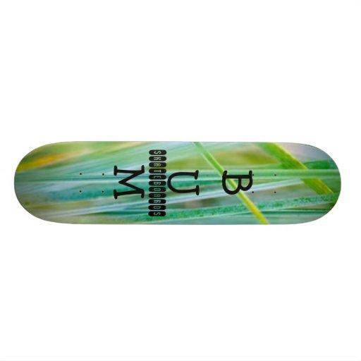 MSwanson%20-%20Wide%20-%20Grass%2001, BUM, Skat... Skateboard Deck