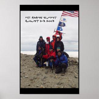 Mt. Adams Summit Poster