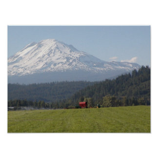 Mt. Adams, Washington Poster
