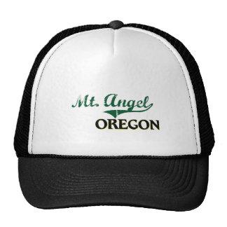Mt. Angel Oregon Classic Design Trucker Hat