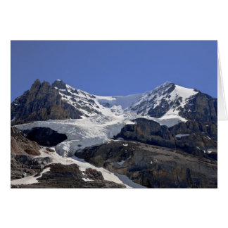 Mt. Athabasca Note Greeting Card
