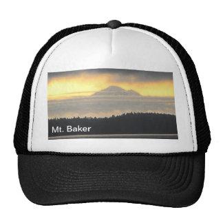Mt. Baker Volcano Cap