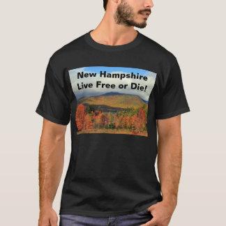 Mt. Chocorua, New Hampshire Men's Tee-Shirt T-Shirt