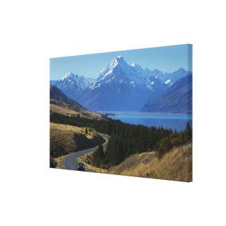 Mt. Cook, New Zealand Canvas Print