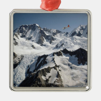 Mt Cook, New Zealand Christmas Ornament