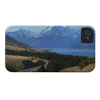 Mt. Cook, New Zealand iPhone 4 Case