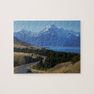 Mt. Cook, New Zealand Jigsaw Puzzle