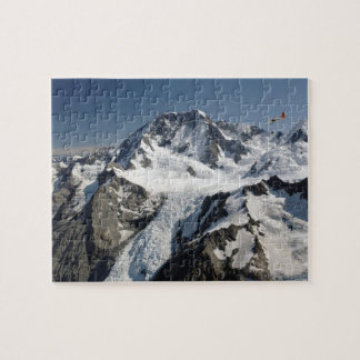 Mt Cook, New Zealand Jigsaw Puzzle