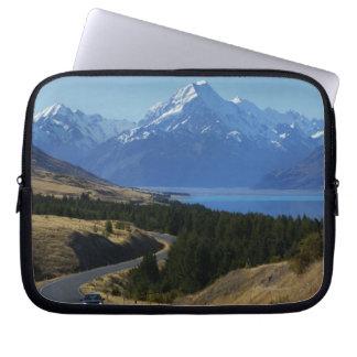 Mt. Cook, New Zealand Laptop Sleeve