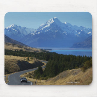 Mt. Cook, New Zealand Mouse Pad