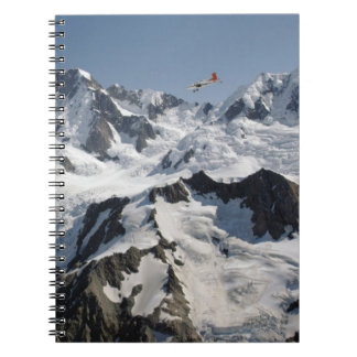 Mt Cook, New Zealand Notebook