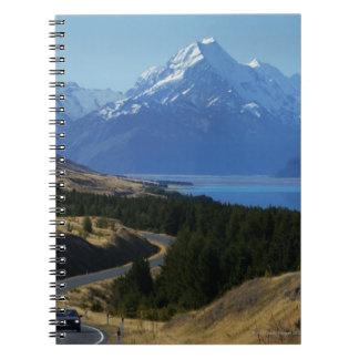 Mt. Cook, New Zealand Notebook