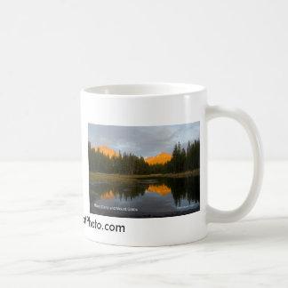 Mt Dana Mt Gibbs Yosemite California Products Mugs