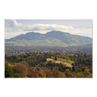 Mt. Diablo Landscape Photo